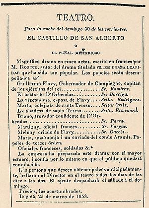 teatro, #teatrocolombiano, museo de teatro