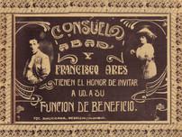 1915. Compañía Ares-Abad. (Biblioteca Luis-Ángel Arango).