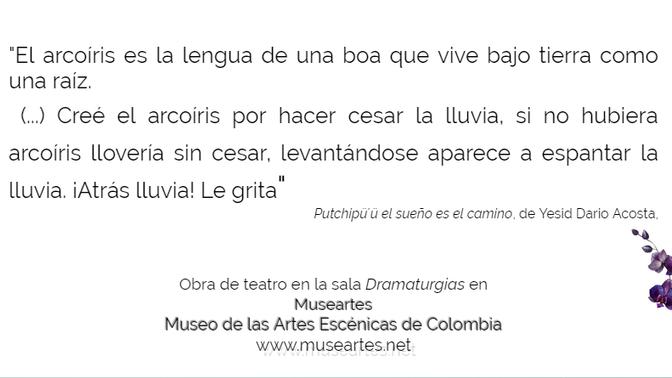 Más de 250 obras de teatro colombiano