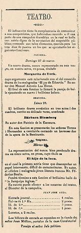 """""""El Neogranadino"""" (Bogotá), núm. 242, 18 de marzo de 1853, p. 96."""