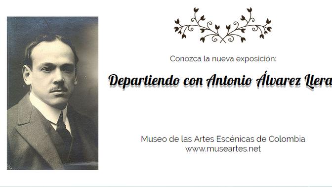 Antonio Álvarez Lleras en Museartes