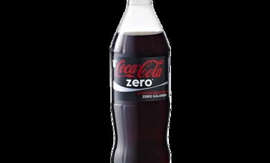 Coca-Cola Zero, 50cl