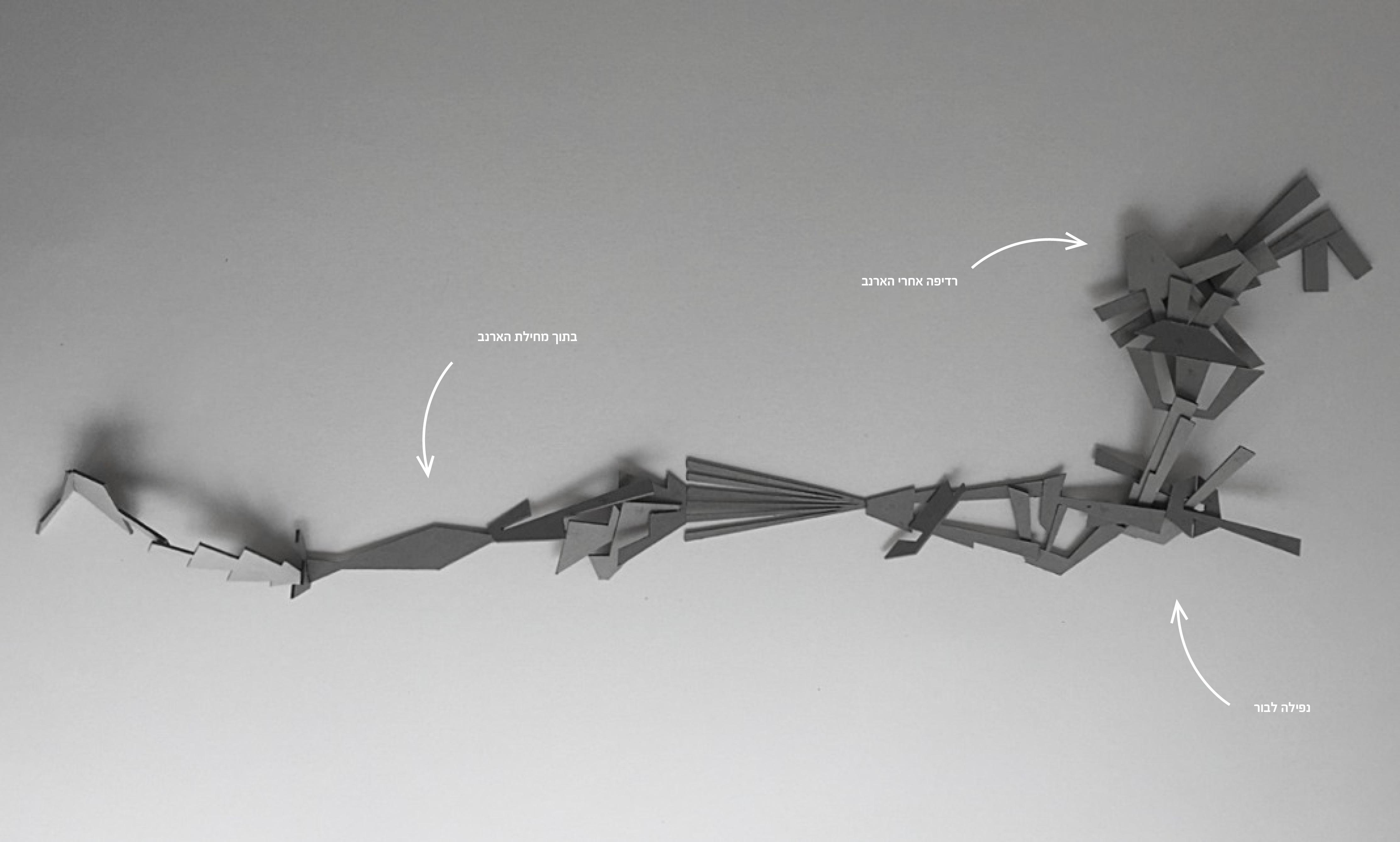 מודל כללי - מיפוי כל הסצנה