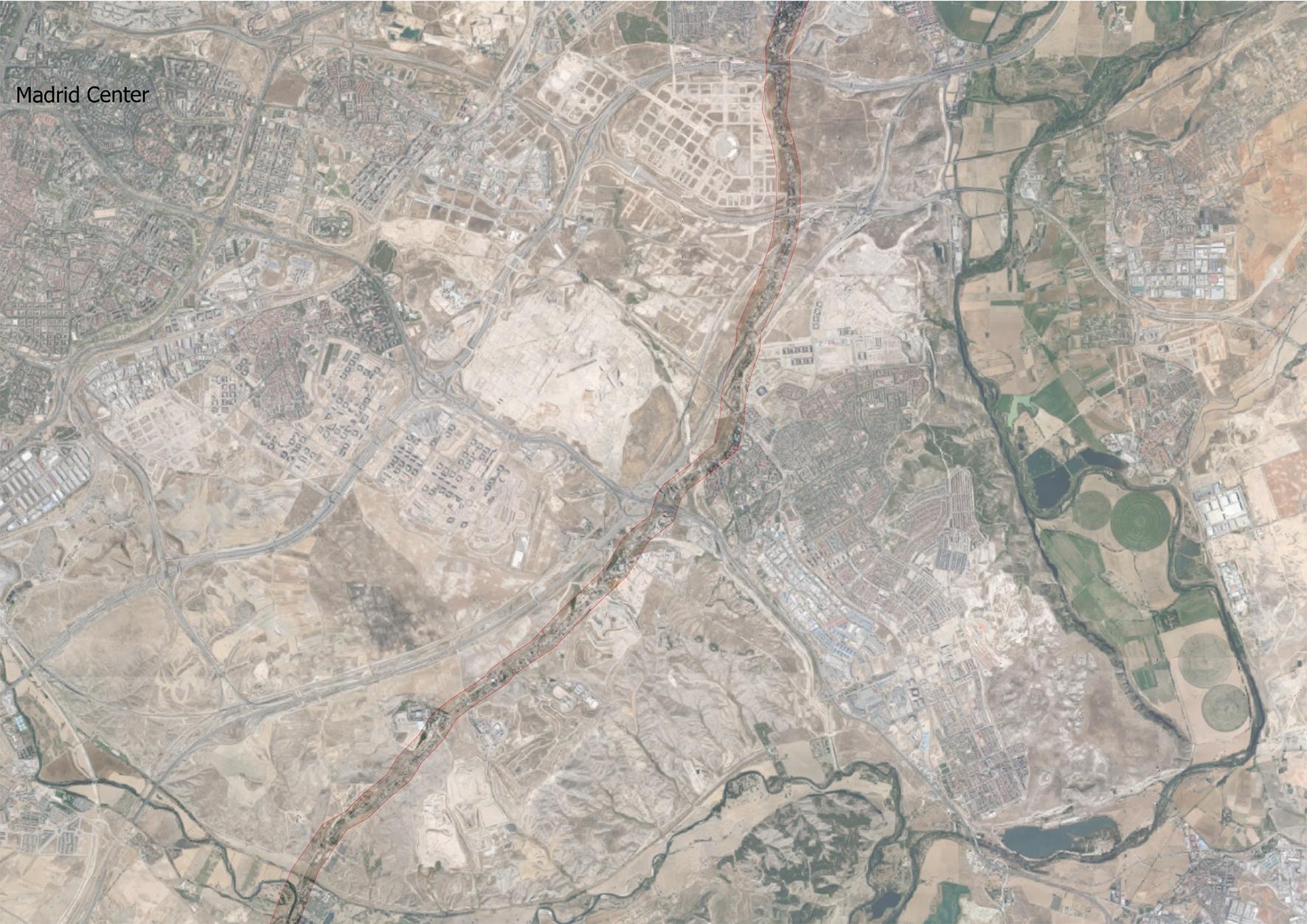 מפת הרצועה