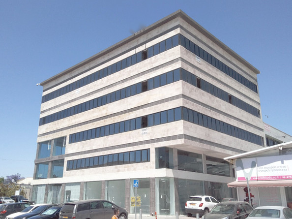Yericho Building