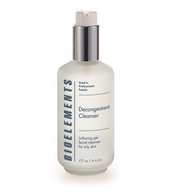 Decongestant Cleanser