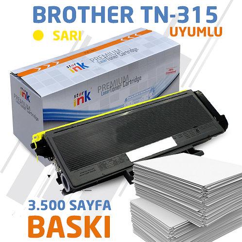 Starink TN-315Y ; Muadil Sarı Toner