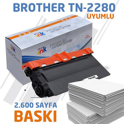 Starink TN2280 ; Muadil Siyah Toner