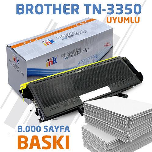 Starink TN3350 ; Muadil Siyah Toner