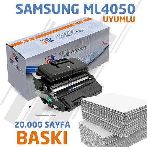 Starink ML 4050 ; Muadil Chipli Siyah Toner