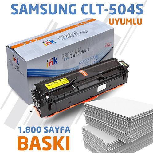 Starink CLT-504BK ; Muadil Chipli Siyah Toner