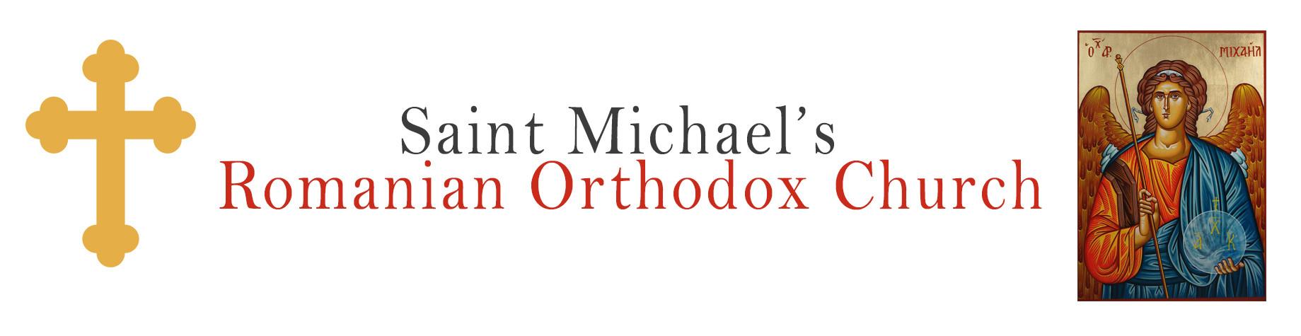 Confession | Saint Michael's Romanian Orthodox Church