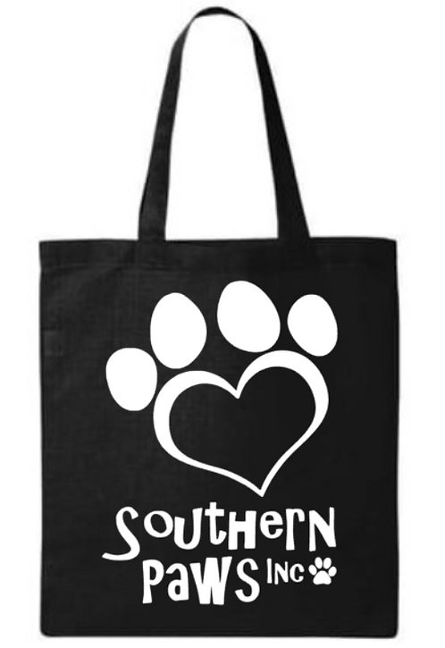 Southern Paws The Logo  Small Tote
