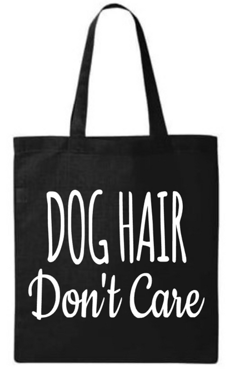 Southern Paws Dog Hair Don't Care Small Tote