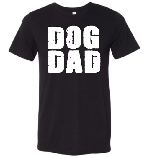 Southern Paws Dog Dad T-Shirt