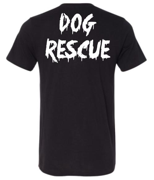Southern Paws Logo Dog Rescue T-Shirt