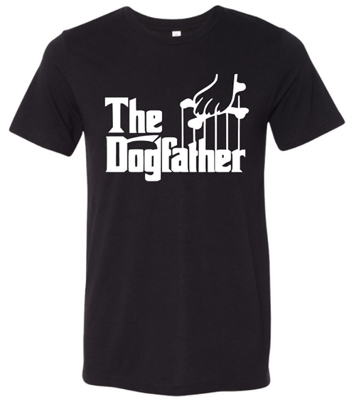Southern Paws The Dog Father T-Shirt