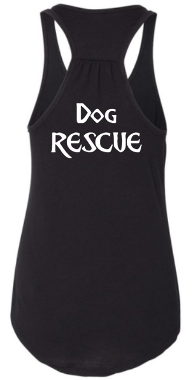 Southern Paws Dog Rescue Tank Top