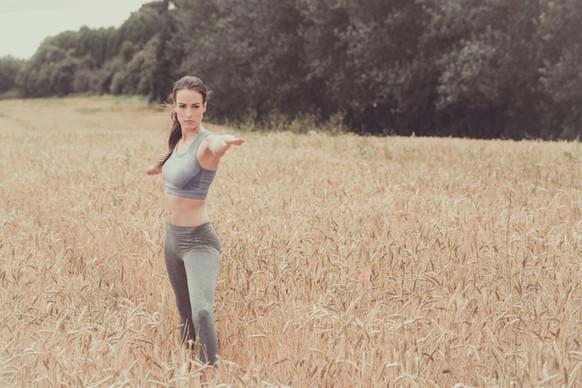 Photographer Lottie Anderson Model Kate