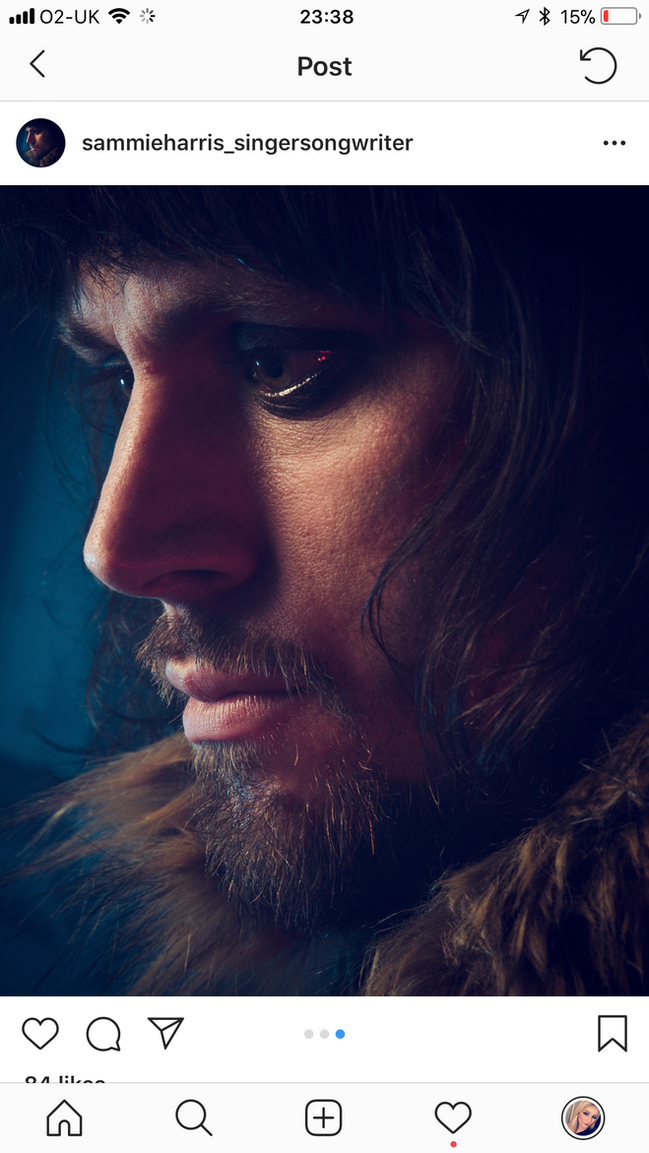Photographer: Gino Cinganelli Model: Sammie Harris Location: Rochester Studios