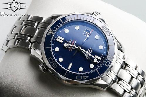 Omega Seamaster Diver Full Size Blue 212.30.41.20.03.001