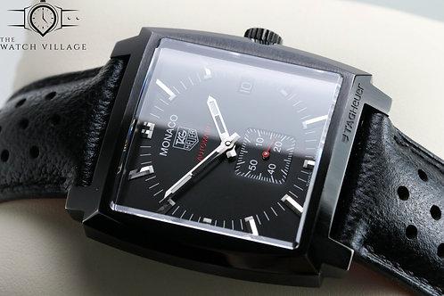 Tag Heuer Monaco Full Black Special Edition WW2119