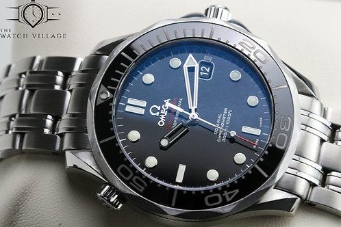 Omega Seamaster Diver Full Size Black 212.30.41.20.01.003