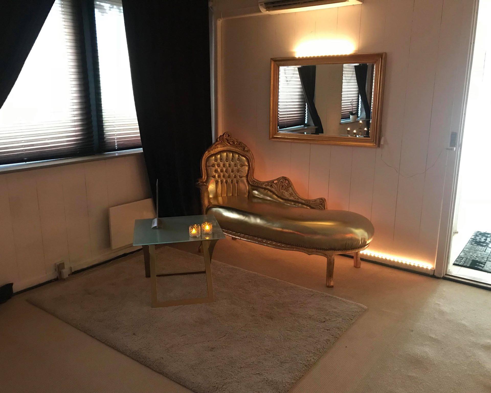 Guld rummet
