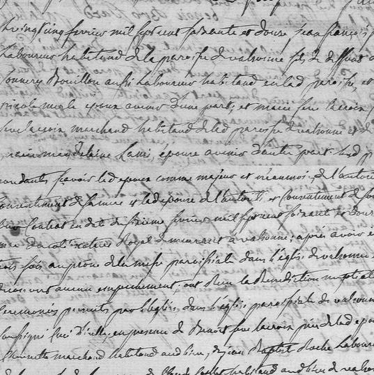 1772 mariage jean francois sonnery bouil