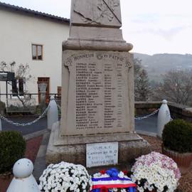 monument et plaque jean marie sonnery ch