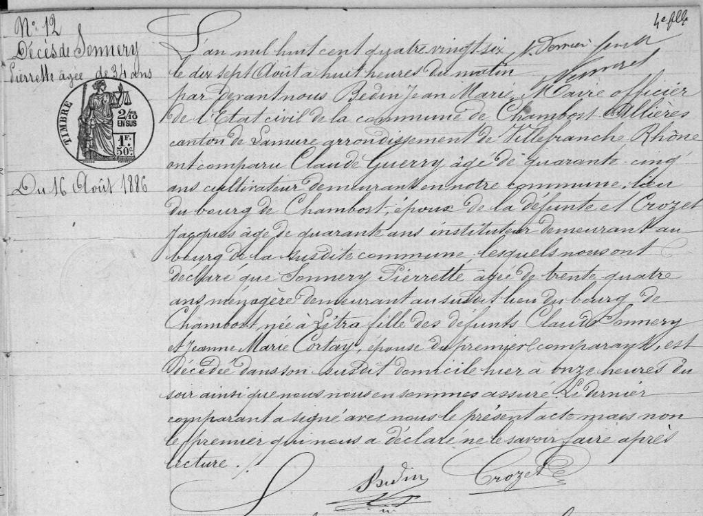 deces pierrette sonnery 1886 lamure.png