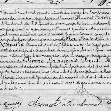 naissance_pierre_fraançois_desmule_1894_