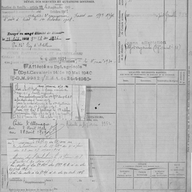 matricule 717 de 1912 sebastien jean mar