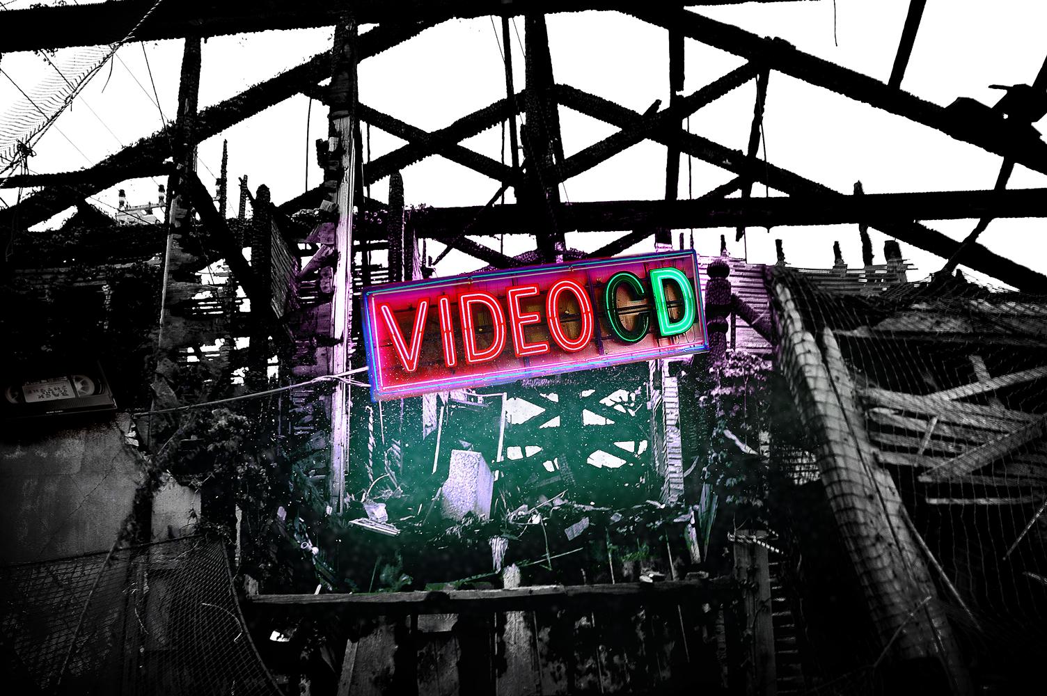 ビデオショップ