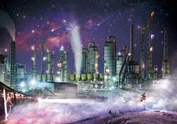 銀河ステーションと星屑工場