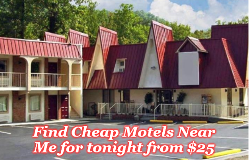 Find Cheap Motels Near Me For Tonight From 25