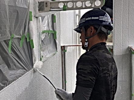熊本の外壁塗装・屋根塗装工事専門店 ペイントデポ スタッフ紹介 工事責任者