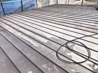 熊本県熊本市西区 E様邸 屋根塗装工事/その他塗装 施工前(塗装前)