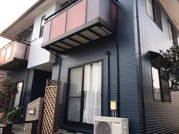 施工後 熊本市北区植木町Y様邸 ペイントデポ