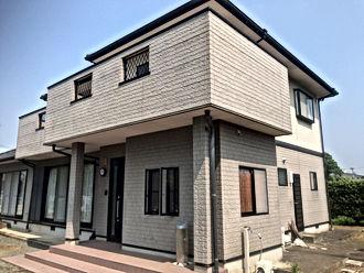 熊本県熊本市西区 S様邸 外壁塗装工事・屋根塗装工事/その他塗装 施工前(塗装前)