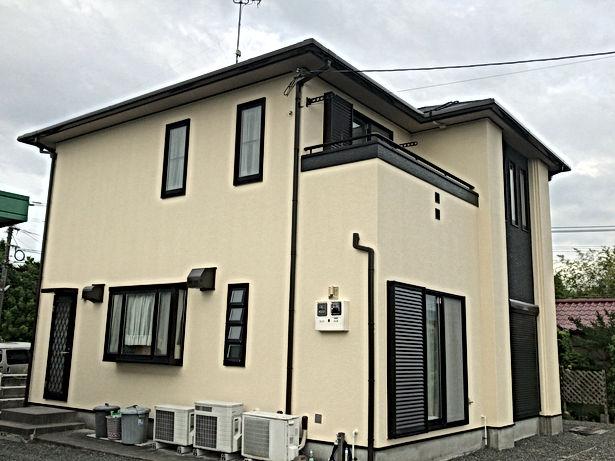 熊本県八代市 Ⅰ様邸 外壁塗装・屋根塗装工事 施工後 ペイントデポ
