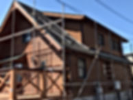 熊本県熊本市東区 N様邸 屋根塗装工事 施工前 【ペイントデポ】