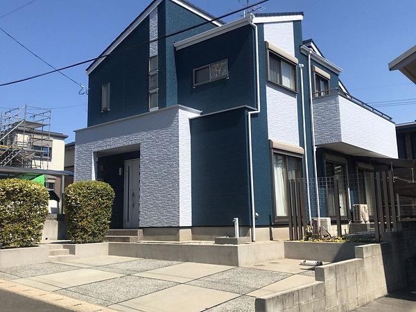 熊本県熊本市北区 外壁塗装・屋根塗装工事・その他塗装 施工後 ペイントデポ