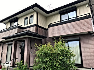 熊本県阿蘇郡 N様邸 外壁塗装工事・屋根塗装工事/その他塗装 施工前(塗装前)