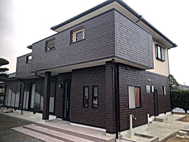 熊本県熊本市西区 S様邸 外壁塗装工事・屋根塗装工事/その他塗装 施工後(塗装後)