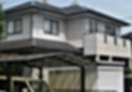 熊本県下益城郡 A様邸 外壁塗装・屋根塗装工事 施工前 【ペイントデポ】