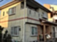 熊本県宇土市 外壁塗装・屋根塗装工事 施工前 ペイントデポ