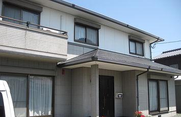 熊本県熊本市中央区 T様邸 外壁塗装・屋根塗装工事