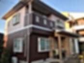 熊本県宇土市 外壁塗装・屋根塗装工事 施工後 ペイントデポ