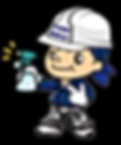 熊本の外壁塗装・屋根塗装工事専門店 ペイントデポ 防水検査